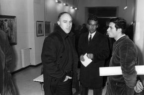 Calabria con Ugo Attardi - primi anni 60