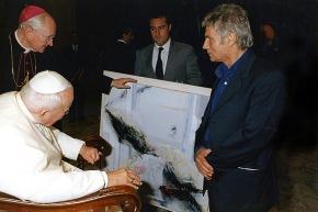 Calabria con Giovanni Paolo II - 2002
