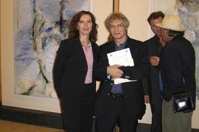 Calabria con Pedonesi, Bibbò e Pollini - Mostra 'La vita dentro', 2006