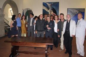 Nell'Associazione Culturale 'in tempo' - Mostra CO2, 2012