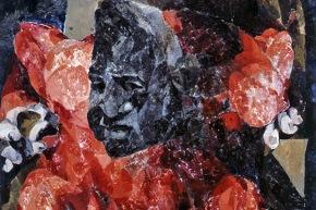 Giovanni XXIII - 1964, olio su tela, cm. 100x80
